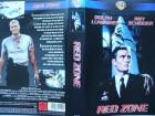 Red Zone ... Dolph Lundgren, Roy Scheider  ...  VHS !!!