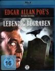 LEBENDIG BEGRABEN Blu-ray - Roger Corman Edgar Allan Poe