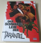 Schwarze Leib der Tarantel - BD/DVD - Mediabook - NEU OVP