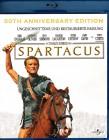SPARTACUS Blu-ray - Kirk Douglas Kubrick Historien Klassiker