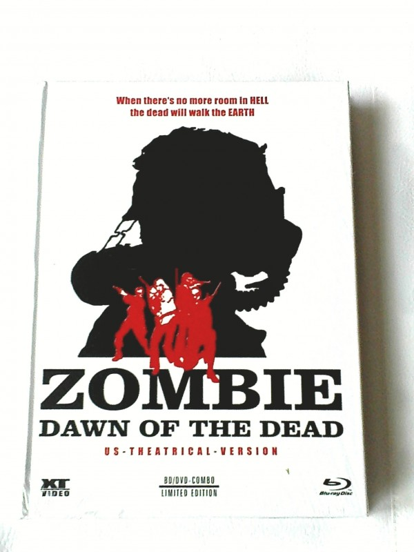 ZOMBIE(DAWN OF THE DEAD )LIM.MEDIABOOK B(OVP)UNCUT