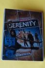 Serenity:Flucht in neue Welten-Blu Ray Steelbook-Neu/ovp