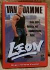 Leon Jean-Claude Van Damme DVD Uncut (Q)