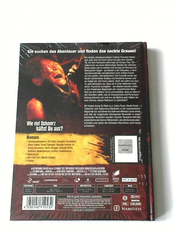 HOSTEL - LIM.MEDIABOOK NR.134/555 - UNCUT