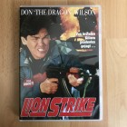 LION STRIKE -RING OF FIRE 3 Don The Dragon Wilson DVD uncut