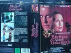Blutiges Familien - Geheimnis ... Faye Dunaway  ...  VHS !