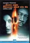 ...DENN ZUM KÜSSEN SIND SIE DA Morgan Freeman Thriller
