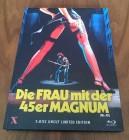 DIE FRAU MIT DER 45er MAGNUM - 2 Disc L.E. - MEDIABOOK