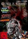 George A. Romero - ObituaryTripleFeature 3-Disc-Box BR&DVD