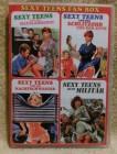 Sexy Teens Fan Box 4 Filme auf 2 Dvds (X)