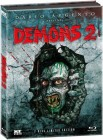Demons 2 - wattiertes Mediabook - XT Video - lim. 1000  OVP