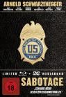 Sabotagel (Limited 2-Disc Edition) (Mediabook) ( OVP )