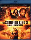 SCORPION KING 3 Kampf um den Thron - Blu-ray Fantasy Action