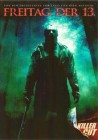 Freitag, der 13. Killercut DVD