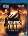 NIGHT OF THE LIVING DEAD RE-ANIMATION Blu-ray Jeffrey Combs