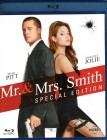MR. & MRS. SMITH Blu-ray - Brad Pitt Angelina Jolie