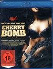 CHERRY BOMB Blu-ray - sexy brachiale Action Julin Jean
