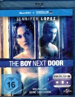 THE BOY NEXT DOOR Blu-ray - Jennifer Lopez Thriller