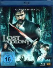 The LOST COLONY Blu-ray Adrian Paul Schwerter Fantasy Action