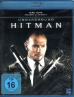 UNDERGROUND HITMAN Blu-ray - Luke Goss Action Thriller
