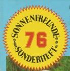Sonnenfreunde Sonderheft Nr. 76