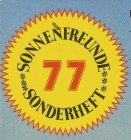Sonnenfreunde Sonderheft Nr. 77