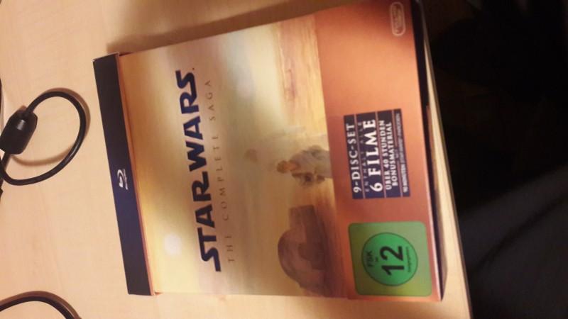 Star Wars - Complete Saga I-VI