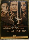 Amazons and Gladiators Jennifer Rubin DVD  (P)