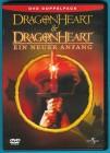 Dragonheart & Dragonheart - Ein neuer Anfang (2 DVDs) s g Z
