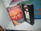VHS - Rasputin The Mad Monk - Christopher Lee - Hammer Film