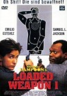 3 * DVD Loaded Weapon 1   rar selten National Lapoon !