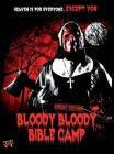 BLOODY BLOODY BIBLE CAMP    MEDIABOOK Cover A   -   NEU