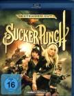 SUCKER PUNCH Blu-ray - Zack Snyder SciFi Fantasy Action Hit