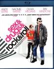 SEX & DRUGS & ROCK & ROLL Blu-ray - Musikfilm Ian Dury TOP!