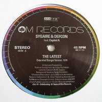 25 X Sygaire & Defcon* Feat. Capitol A – The Latest