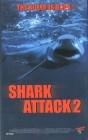 Shark Attack: The Killer Is Back, dt., uncut, VHS, gebr