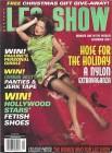 LEG SHOW December 2001 - Sunny Leone