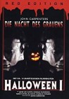 Halloween 1 - Die Nacht des Grauens    - DVD  Amaray   (X)