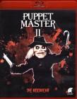 PUPPET MASTER II Die Rückkehr - Blu-ray uncut Kult Horror