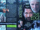 The Edge ... Anthony Hopkins, Alec Baldwin ... dänische VHS