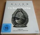 Alien Covenant Bluray Mediabook