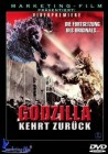 GODZILLA kehrt zurück - DVD