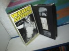 VHS - Weird Amsterdam - Sex Drugs.....- Englisch