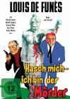 10 x DVD: Louis de Funés -  Hasch mich, ich bin der Mörder