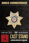 The Last Stand (Limited 2 - Disc Edition) (MediaBook) (OVP)