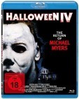 Halloween 4  - Blu-Ray -  DVD    (X)