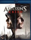 ASSASSIN´S CREED Blu-ray - Michael Fassbender Game Action