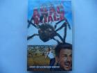 Arac Attack  ... Kari Wuhrer, Scott Terra  ... VHS   OVP !!!