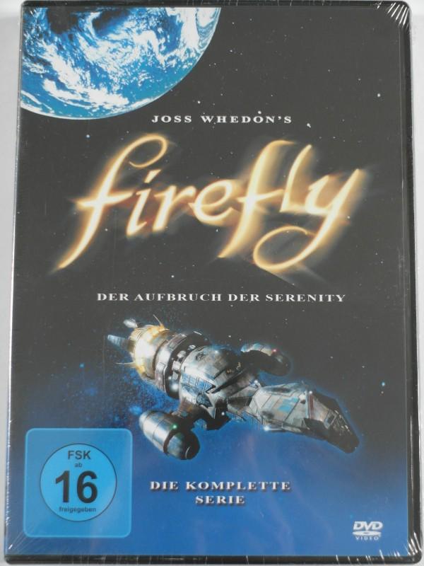 Firefly - Aufbruch der Serenity - Sci- Fi. Serie - Baldwin