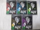 Kommissar Maigret, Vol.1 - Vol. 5, + Booklets, NEU/OVP